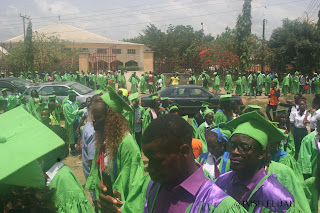 Imsu 26th Matriculation Ceremony: Vice Chancellor Urges Fresh Students To Give Their Academic Work Top Most Priority.