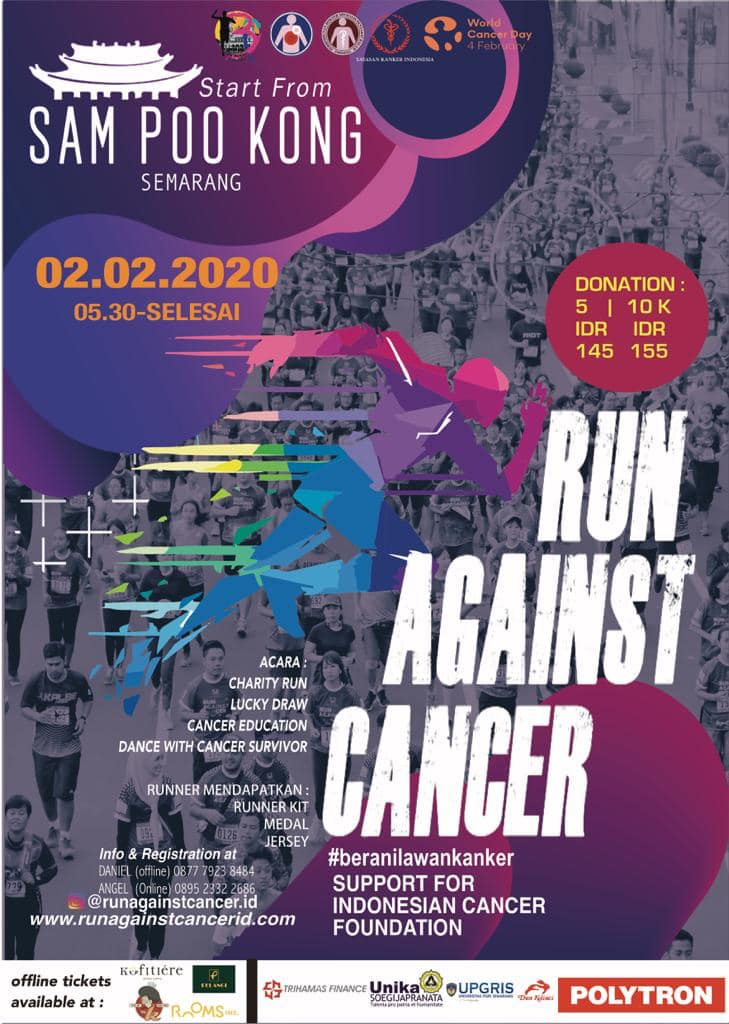 Run Against Cancer • 2020