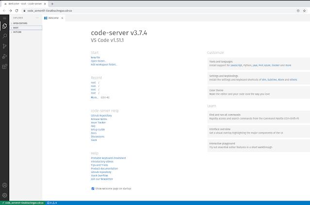 Cách đơn giản để sử dụng Visual studio code trên iphone, ipad ,tablet,android phone bla bla