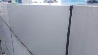 aplikasi perawatan panel aluminum