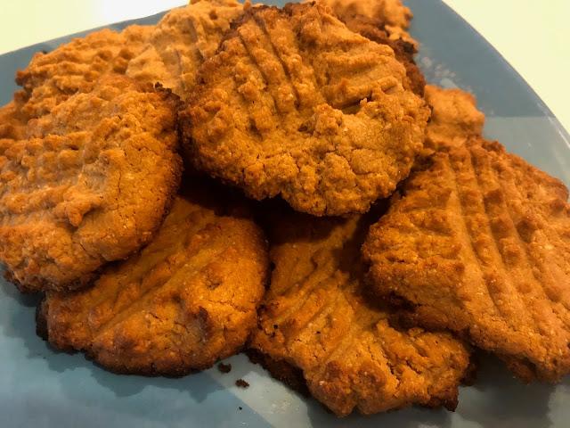 3 Ingredient Keto Peanut Butter Cookie Recipe