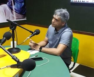 João se coloca como único oposicionista e sugere que outros são 'laranjas' para beneficiar grupo Feliciano em Sapé/PB