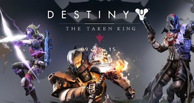 Destiny: The Taken King Video Game Free Pc And Mac Download
