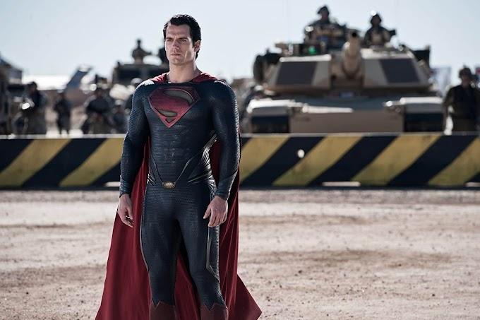 Fontes dizem que Superman terá um papel semelhante ao Hulk nos filmes da DC