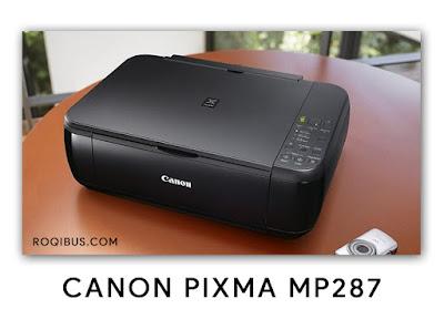Spesifikasi Printer Canon PIXMA MP287