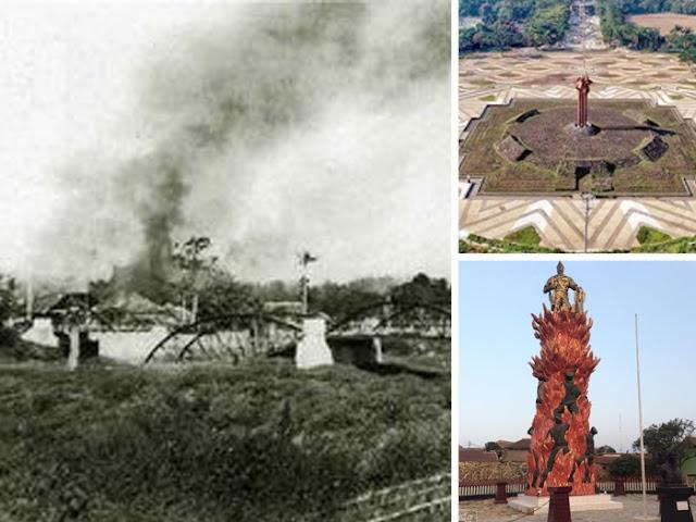 Wisata Sejarah Mengenang Peristiwa Bandung Lautan Api