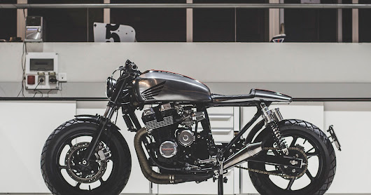 Bare Essentials - Bolt Honda CB750