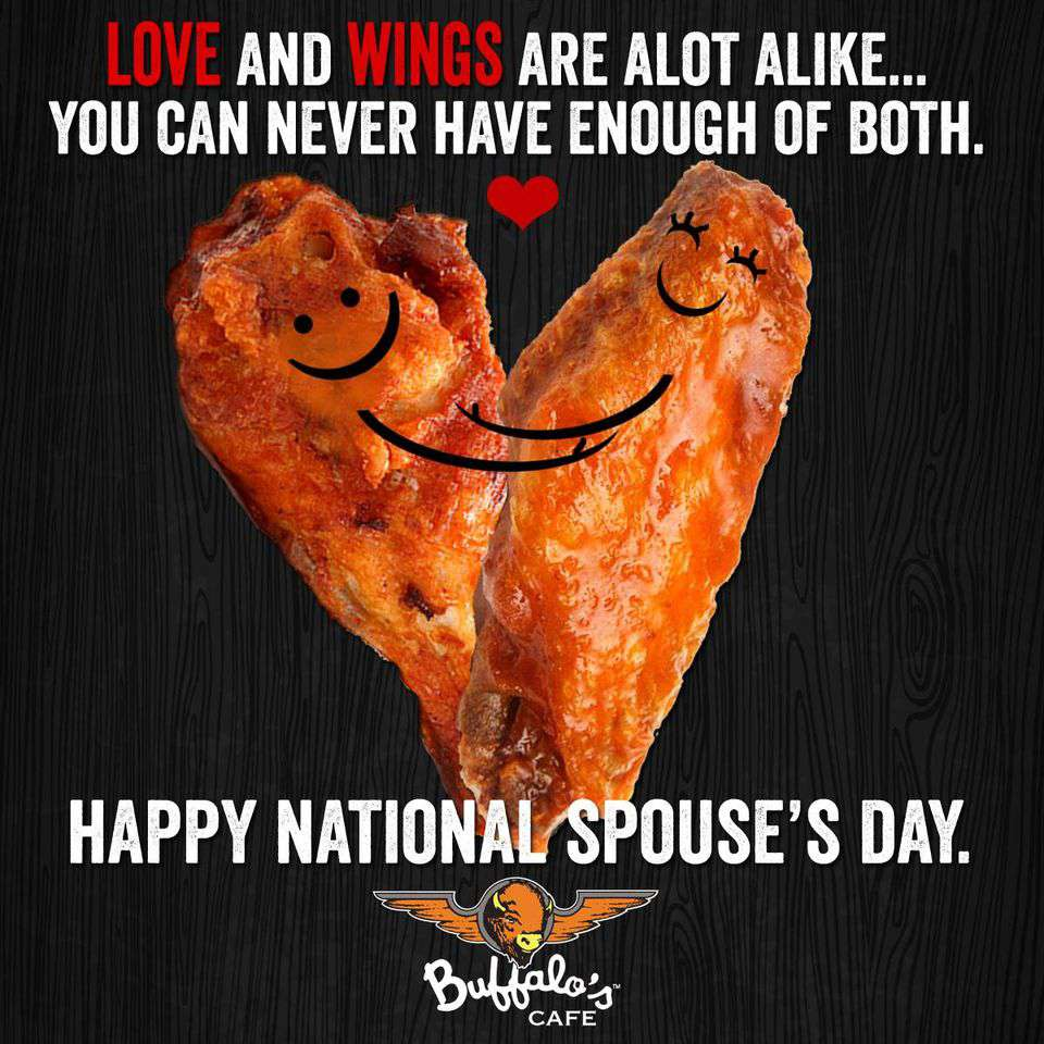 National Spouses Day Wishes Photos