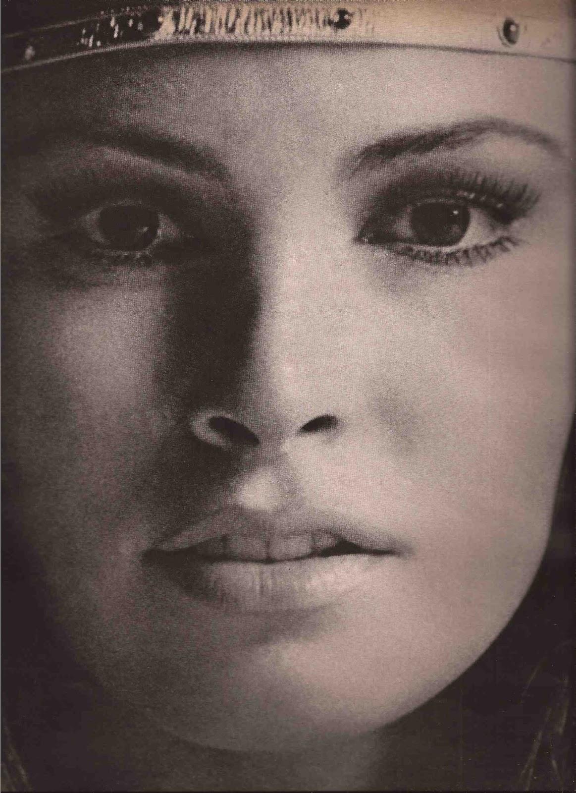 Devodotcom Bert Stern Raquel Welch Candice Bergen 1969