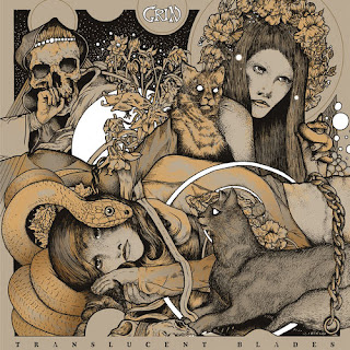 "Grin - ""Transluscent Blades"" - 2020, Heavy Psych / Sludge / Stoner Metal"