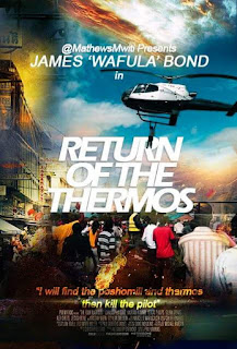 bungoma man hangs on a helicopter, his story made into a movie