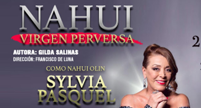Sylvia Pasquel ofrecerá 4 shows vía streaming a través de Eticket Live