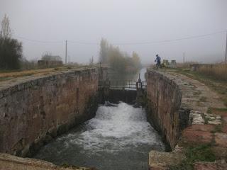 Esclusa. Ramal Norte