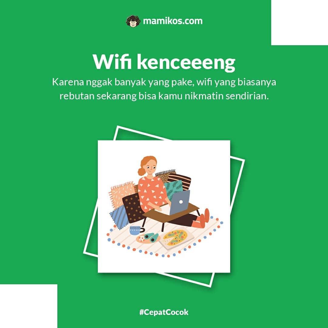 Wifi kenceeeng