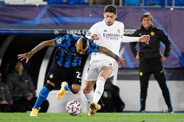 Trực tiếp bóng đá Inter vs Real Madrid - Cup C1 mùa giải 2021/2022