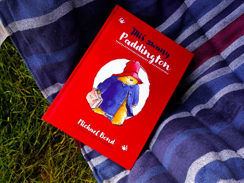 "Michale Bond ""Miś zwany Paddington"""