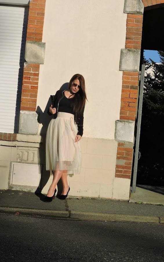 look-chic-con-falda-tul