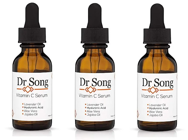 Dr. Song Vitamin C Serum Review