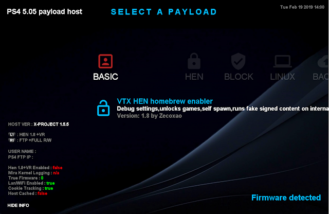X-Project ps4 exploit HOST PLAYGROUND 5 05 +esp8266 bin | PS4 games