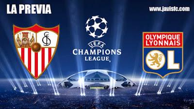 Previa Sevilla FC - Olympique de Lyon