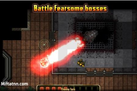 Game Strategi RPG Offline Android Templar Battleforce MOD APK