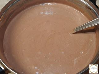 Compozitie mousse de ciocolata reteta,