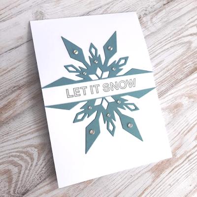 Uniko Christmas card