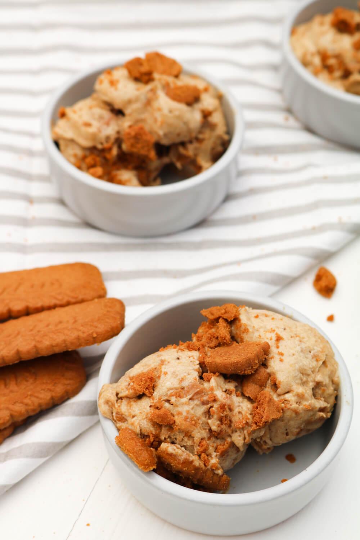 Easy Biscoff Nice Cream (Vegan!) | Take Some Whisks
