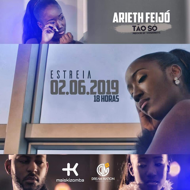 Arieth Feijó - Tão Só (Zouk) (Prod. WonderBoyz) Download Mp3