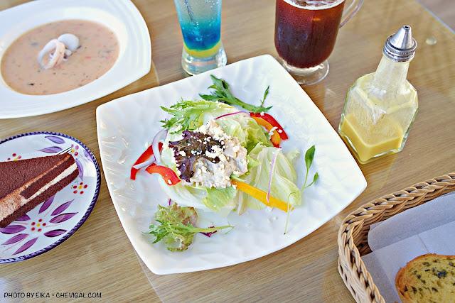 MG 0634 - 橄欖愛洋蔥,海線第1間高爾夫球景觀餐廳,地中海城堡風格好吸睛!