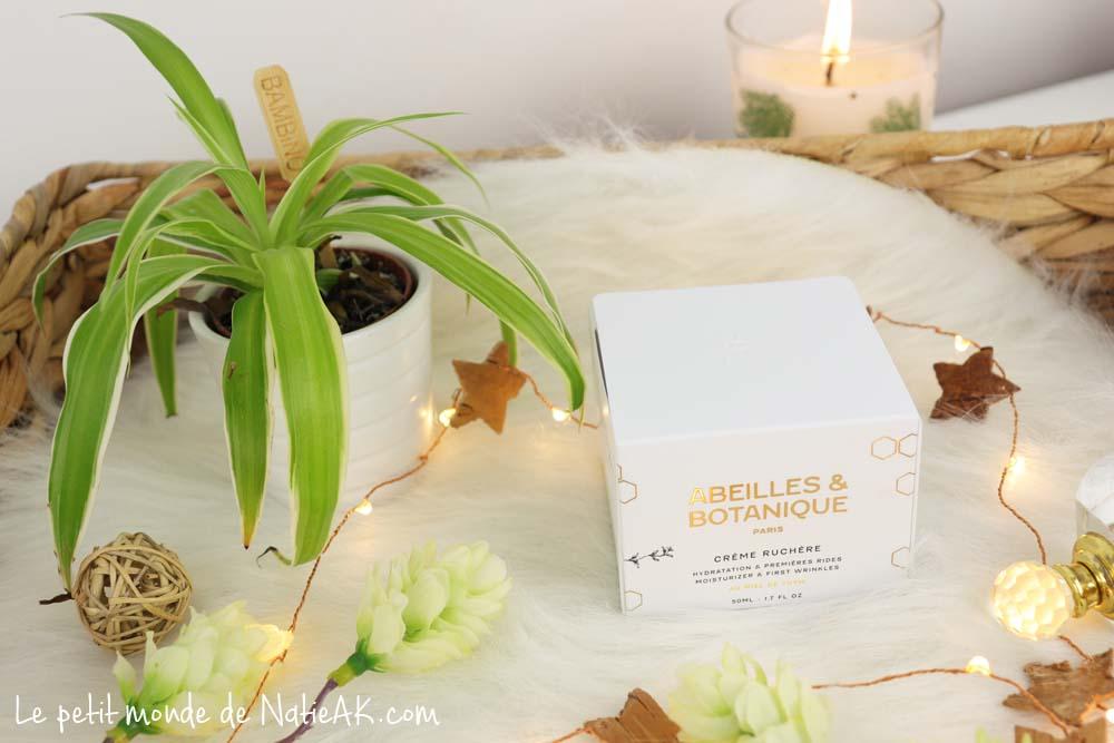 crème ruchère Abeilles & Botanique avis