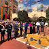 Inaugura Diputada Local Ivett Bermea Vazquez el Altar Monumental Colectivo en el Colegio San Juan Siglo XXI