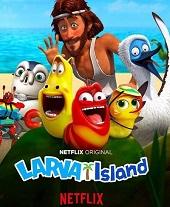 Ấu Trùng Tinh Nghịch: Đảo Hoang 2 - Larva: Island season 2 (2019)
