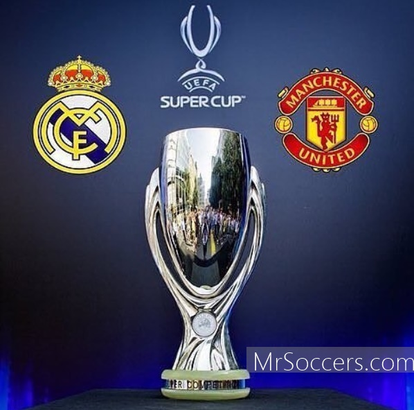 Real Madrid vs Manchester United Live Streaming UEFA Super Cup 2017