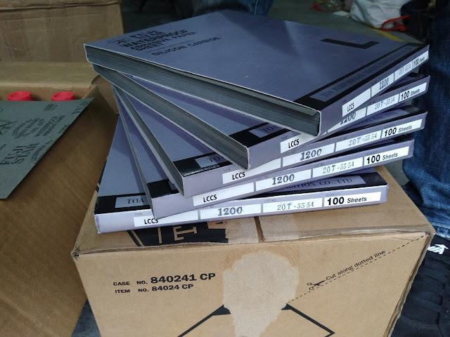 cung cấp giấy ráp Fuji Star 1200 tại hải phòng