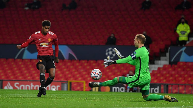 Marcus Rashford reveals what Ole Gunnar Solskjaer told him before coming on for Manchester United last Night