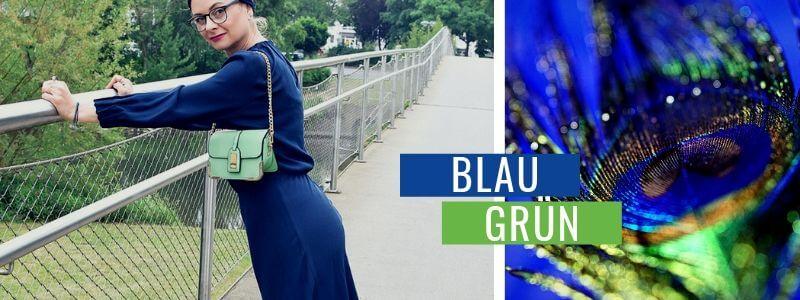 Blau-kombinieren-Gruen-Outfit