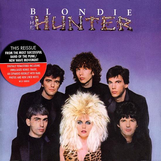blondie plastic letters rar