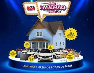 Cadastrar Promoção Boa Supermercados Mais de 1 Milhão em Prêmios