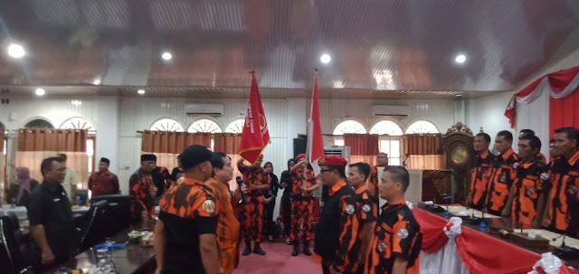 MPC Pemuda Pancasila PALI Resmi di Lantik
