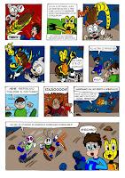 Fumetto Alessandro Comandatore - Pagina 20