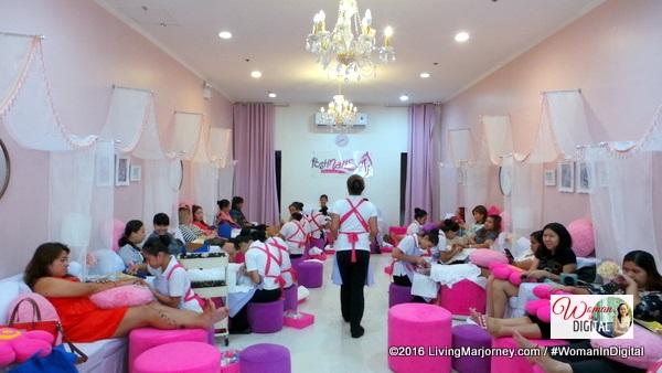 Posh Nails SM Mall Of Asia