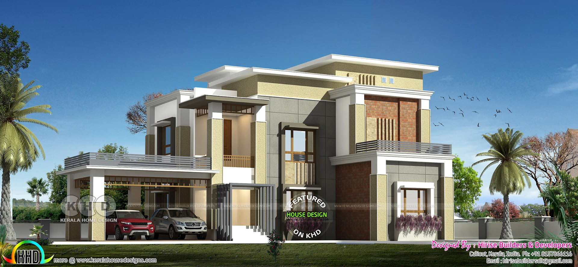 Design Style Ultra Modern Facilities In This House Read More Please Follow Kerala Home