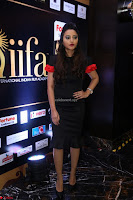 Meghana Gore looks super cute in Black Dress at IIFA Utsavam Awards press meet 27th March 2017 15.JPG