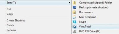 VirusTotal Desktop App for Windows
