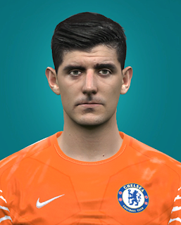 PES 2017 Chelsea Facepack by Alief ( T. Cortouis )