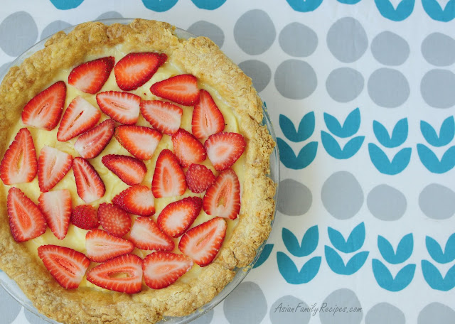 How to make Berry Tart