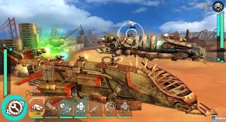 Sandstorm Pirate Wars MOD APK unlimited money