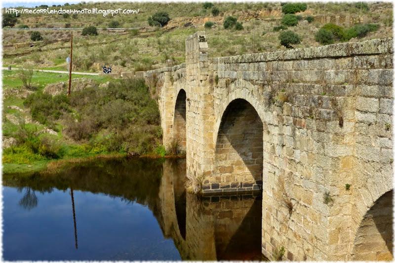 Puente medieval de Jaraicejo