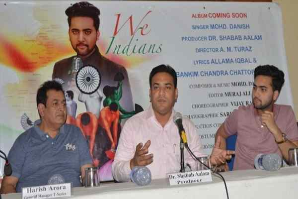 singer-mohammad-danis-upcoming-song-we-indians-postar-released